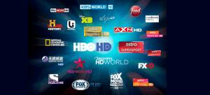 Astro package service - Astro HD
