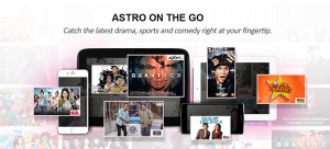 Astro package service - astro on the go
