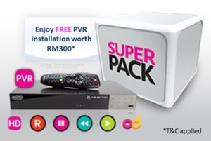 astro promotion - Superpack promo
