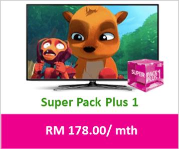 Astro Package - SuperPack Plus 1