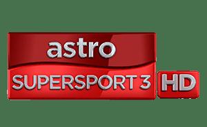 Astro SuperSport3 HD Ch834