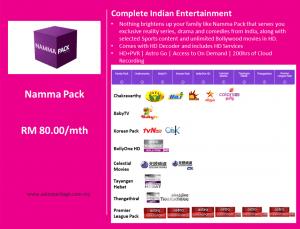 Astro Value Pack Namma Detail