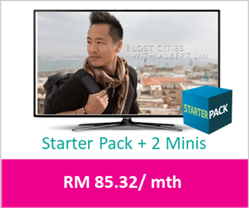Astro Package - Starter Pack 2 Minis