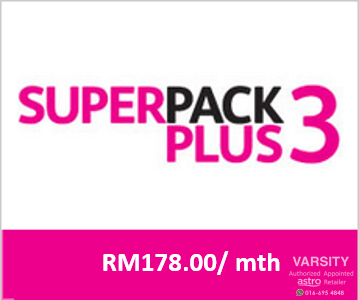 Superpack plus 3