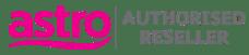 Astro Authorised Reseller logo