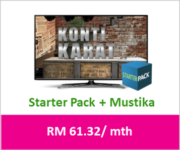 Starter Pack Mustika