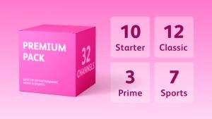 Astro Bisnes Pack-Premium