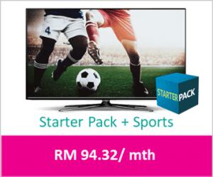 Astro Starter Pack Sports
